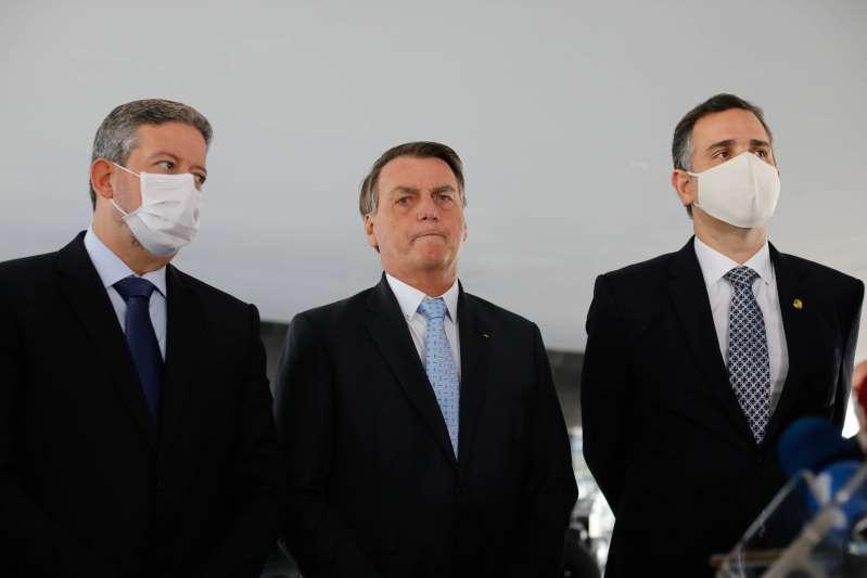 Jair Bolsonaro entrega ao Congresso MP de privatização da Eletrobras