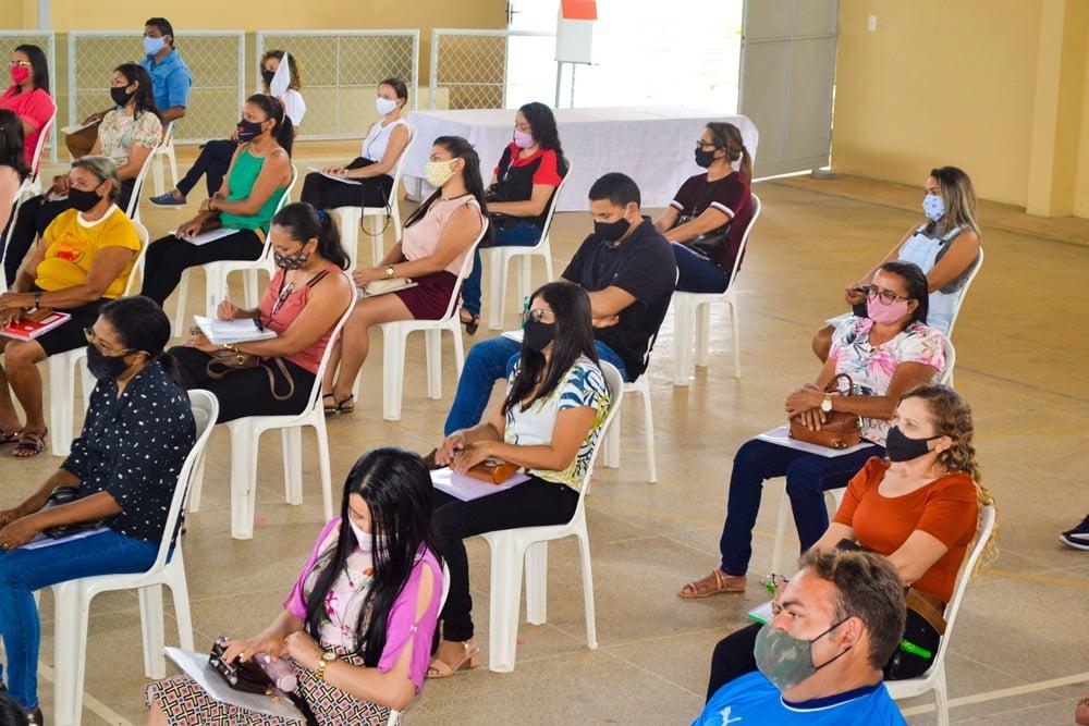 Secretaria Municipal de Educação realiza Jornada Pedagógica 2021 - Imagem 15