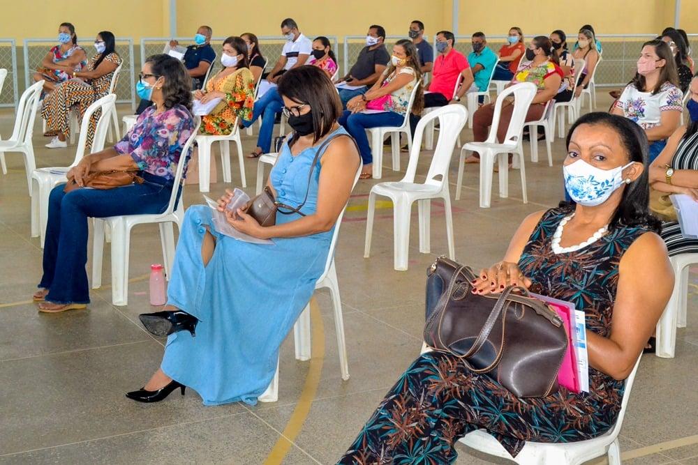Secretaria Municipal de Educação realiza Jornada Pedagógica 2021 - Imagem 10