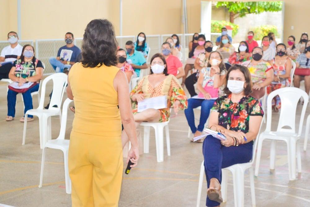 Secretaria Municipal de Educação realiza Jornada Pedagógica 2021 - Imagem 7