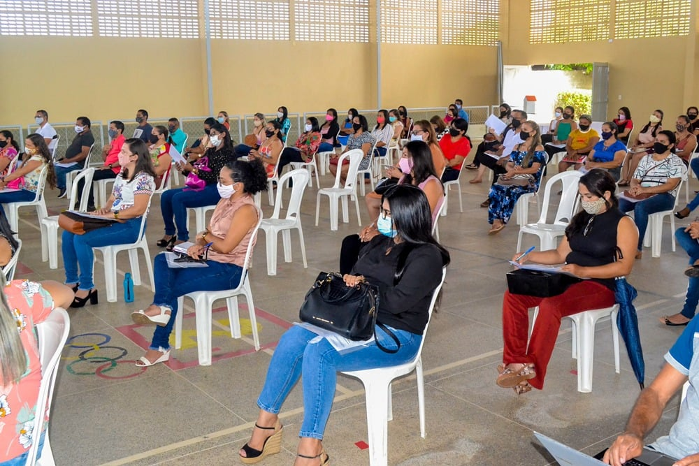 Secretaria Municipal de Educação realiza Jornada Pedagógica 2021 - Imagem 11