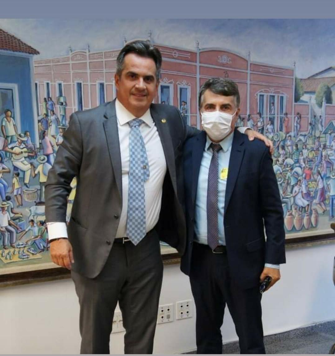 Prefeito João Luiz busca melhorias para Monsenhor Gil em Brasília, mas já temos obras em execução na parte da mobilidade urbana - Imagem 5