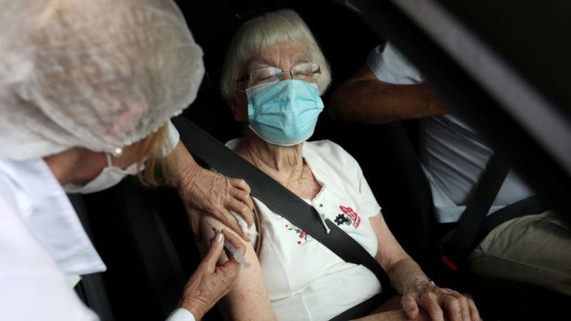 Brasil depende dos insumos importados (Foto: Getty Images)