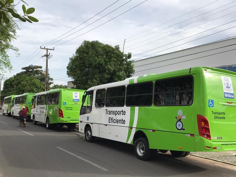 Transporte Eficiente (Foto: Strans)