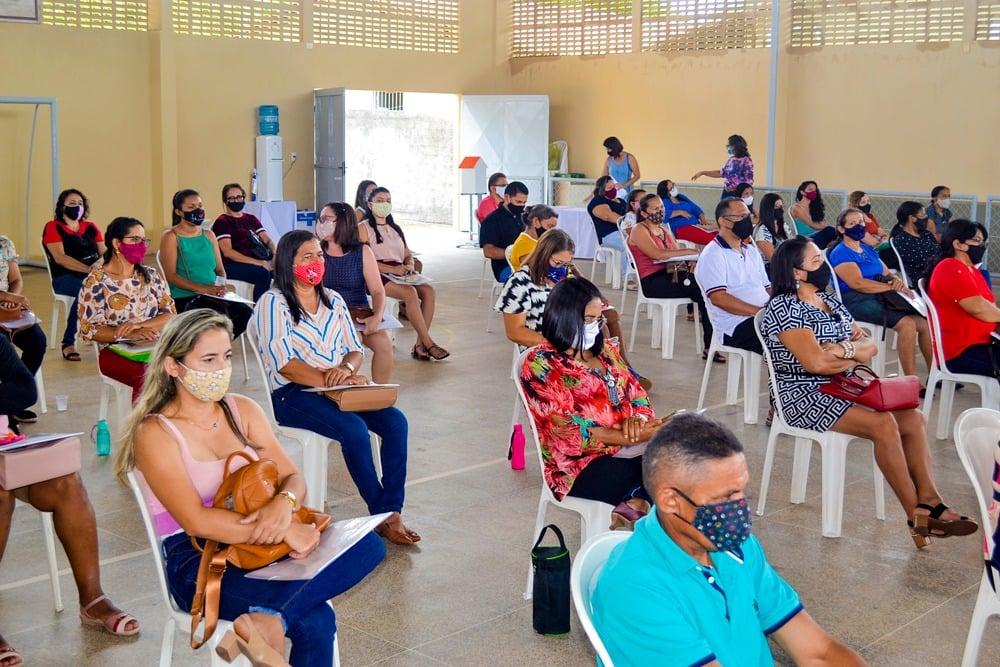 Secretaria Municipal de Educação realiza Jornada Pedagógica 2021 - Imagem 3