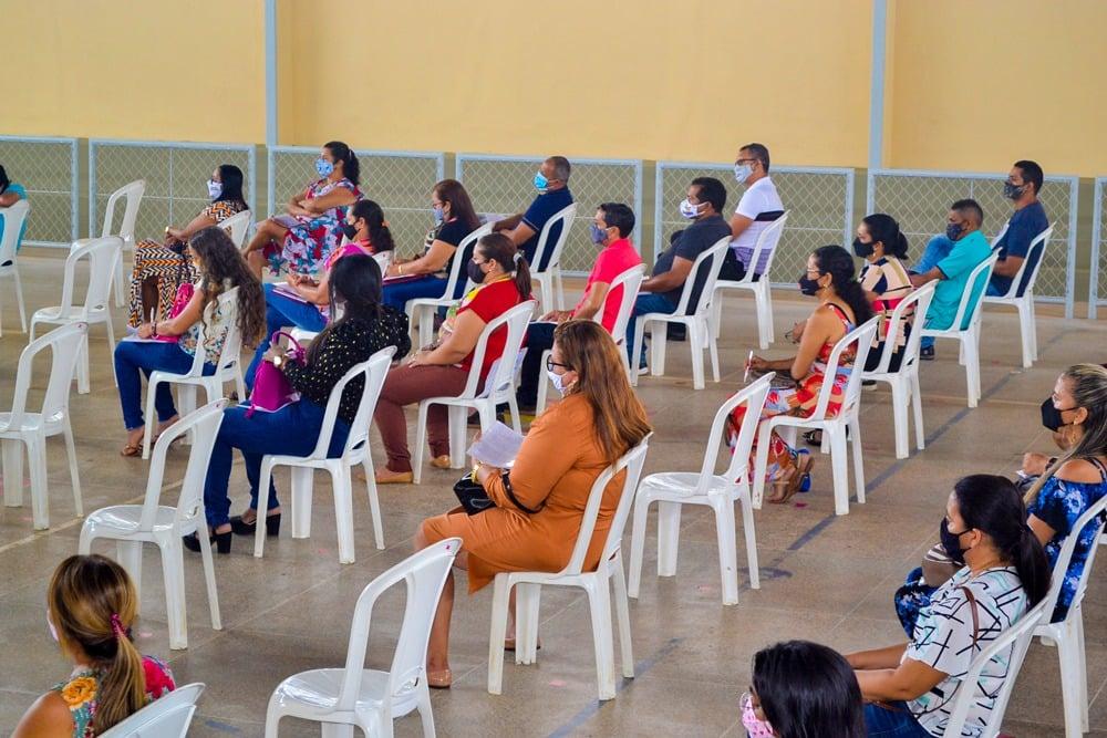 Secretaria Municipal de Educação realiza Jornada Pedagógica 2021 - Imagem 9