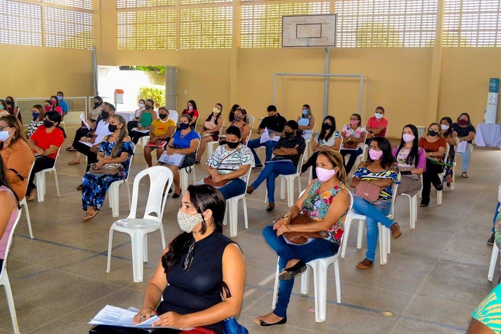 Secretaria Municipal de Educação realiza Jornada Pedagógica 2021 - Imagem 12