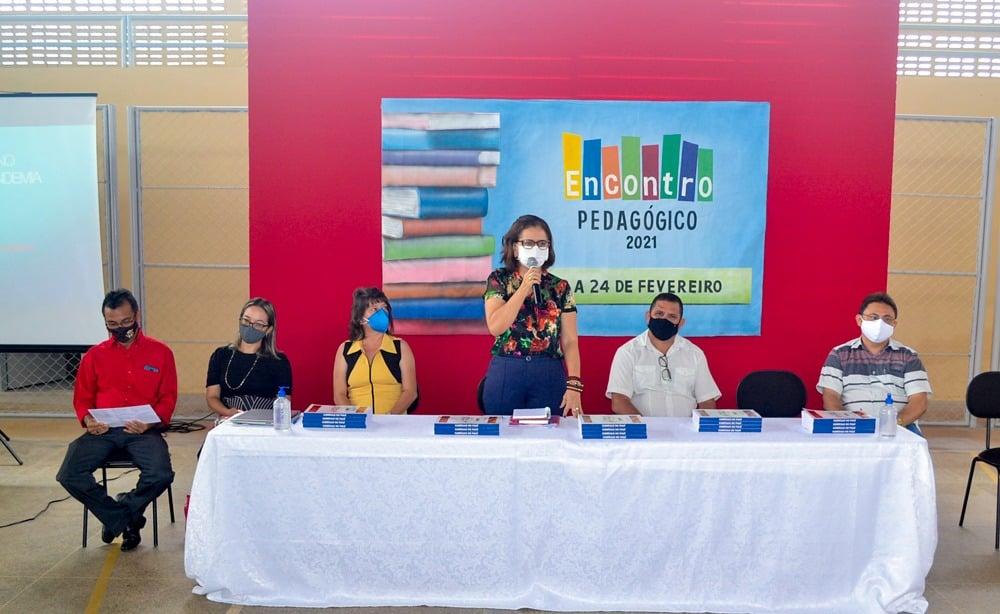 Secretaria Municipal de Educação realiza Jornada Pedagógica 2021 - Imagem 6
