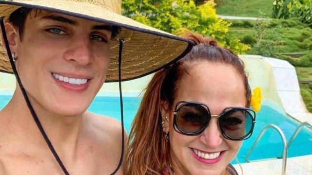Amizade colorida: Mãe de Neymar ajuda Tiago Ramos financeiramente - Imagem 1