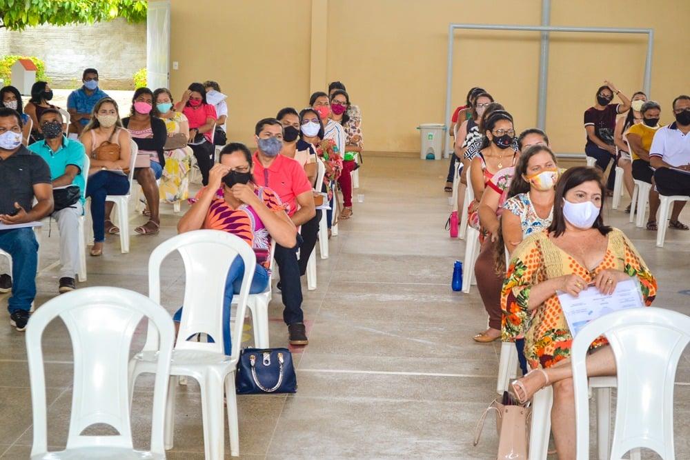 Secretaria Municipal de Educação realiza Jornada Pedagógica 2021 - Imagem 20