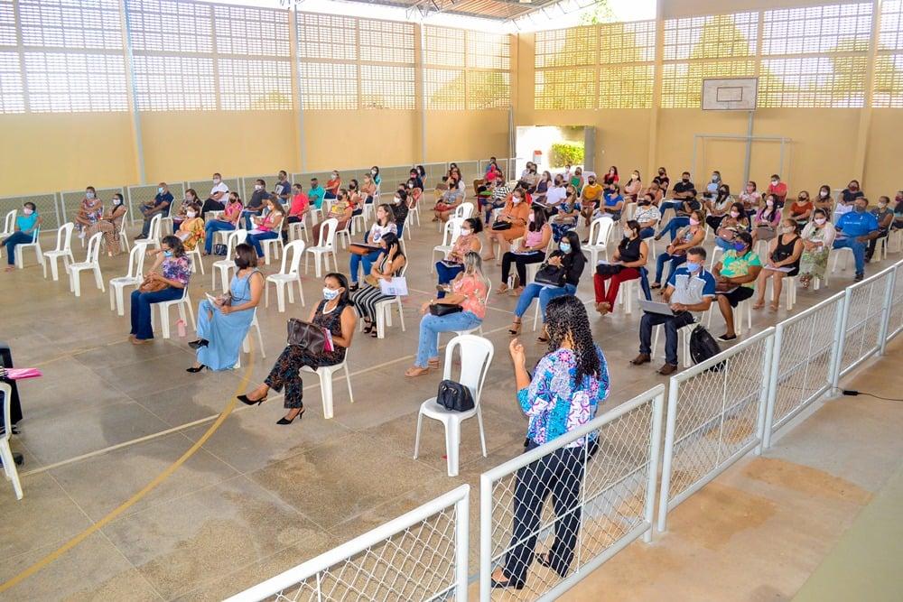 Secretaria Municipal de Educação realiza Jornada Pedagógica 2021 - Imagem 16