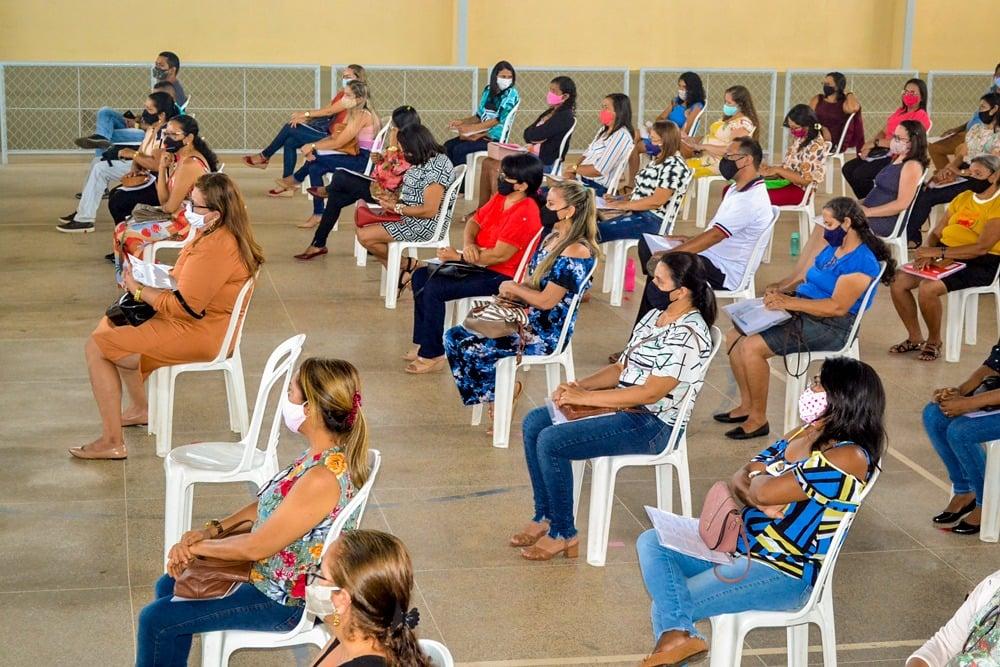 Secretaria Municipal de Educação realiza Jornada Pedagógica 2021 - Imagem 19