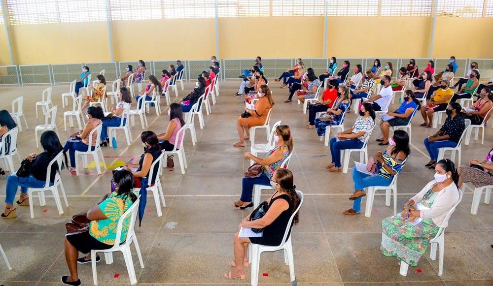 Secretaria Municipal de Educação realiza Jornada Pedagógica 2021 - Imagem 18