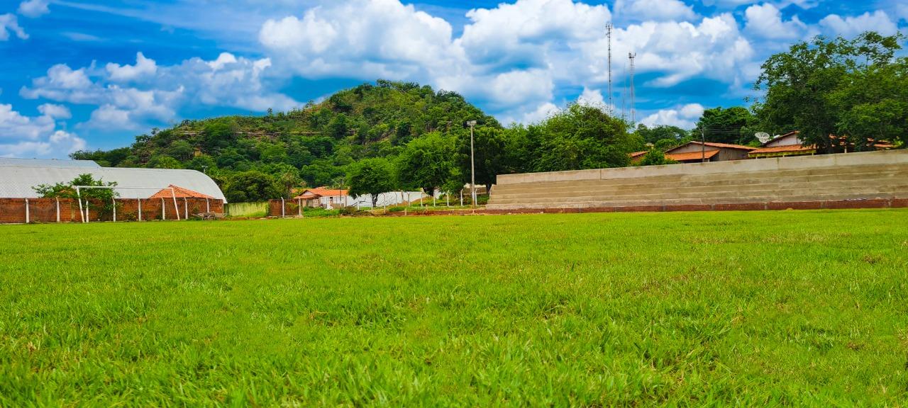 Estádio Cariocão - obra toda está orçada em cerca de R$ 359 mil reais