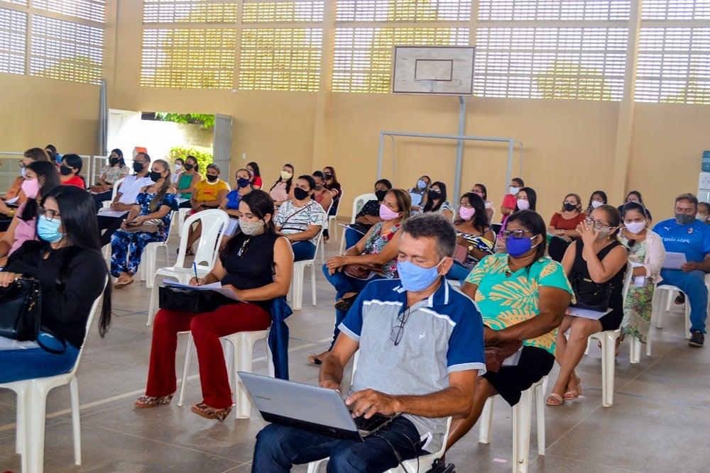 Secretaria Municipal de Educação realiza Jornada Pedagógica 2021 - Imagem 21