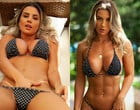"""Ex de Neymar faz ensaio sensual e diz: """"Já fiquei com outros famosos"""""""