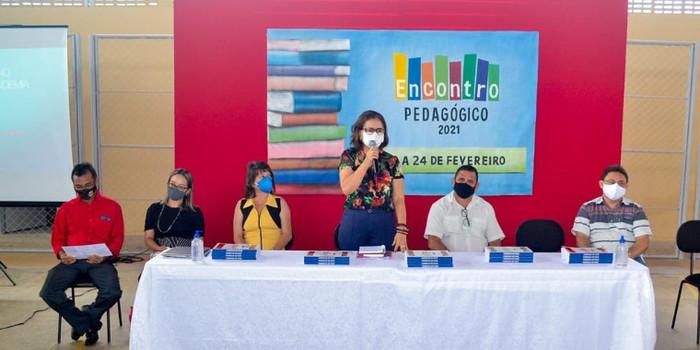 Secretaria Municipal de Educação realiza Jornada Pedagógica 2021