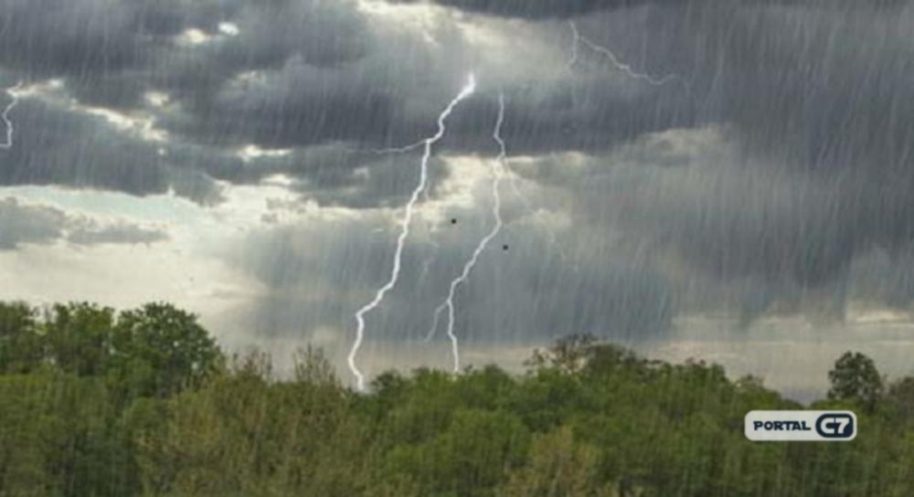 Pai e filho morrem após serem atingidos por raio durante chuva no PI - Imagem 1