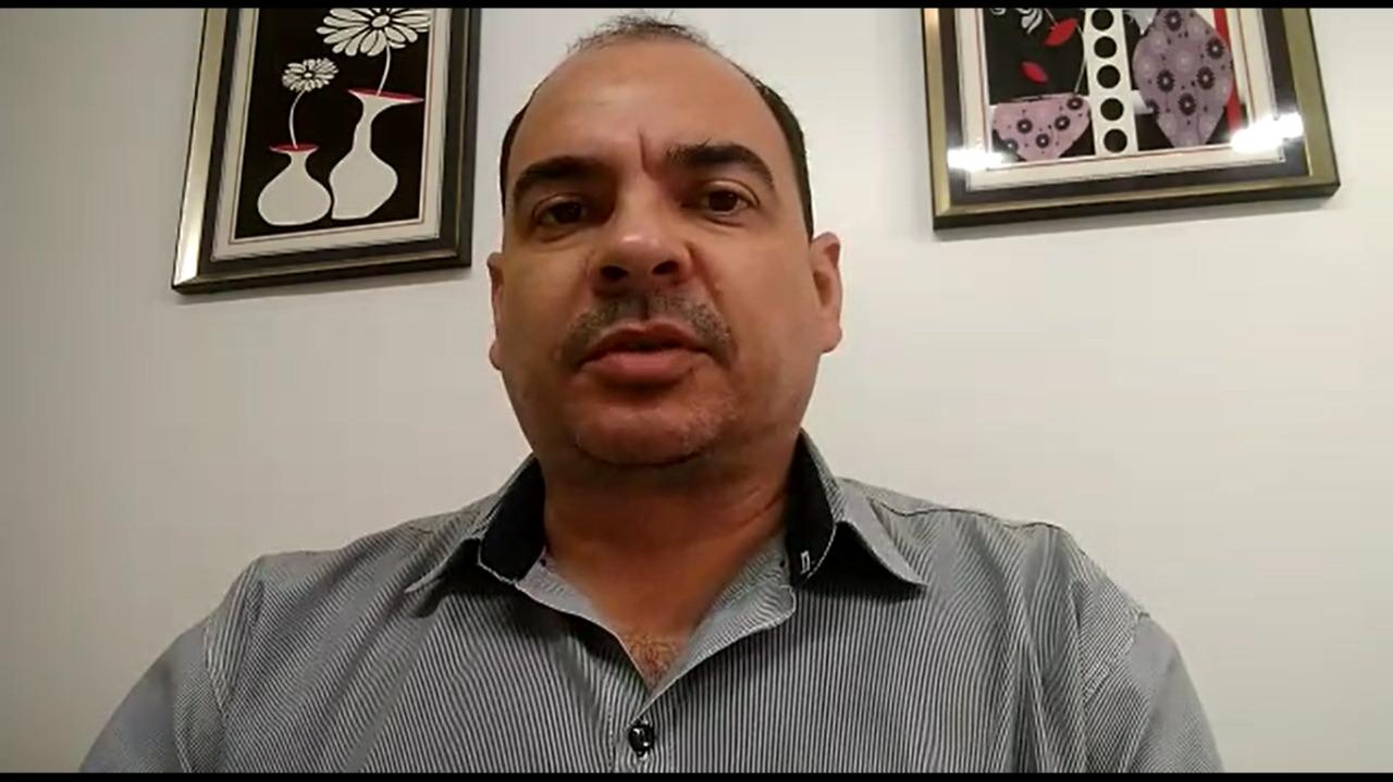 Vinicius Rufino, coordenador técnico do Setut (Reprodução/ Setut)