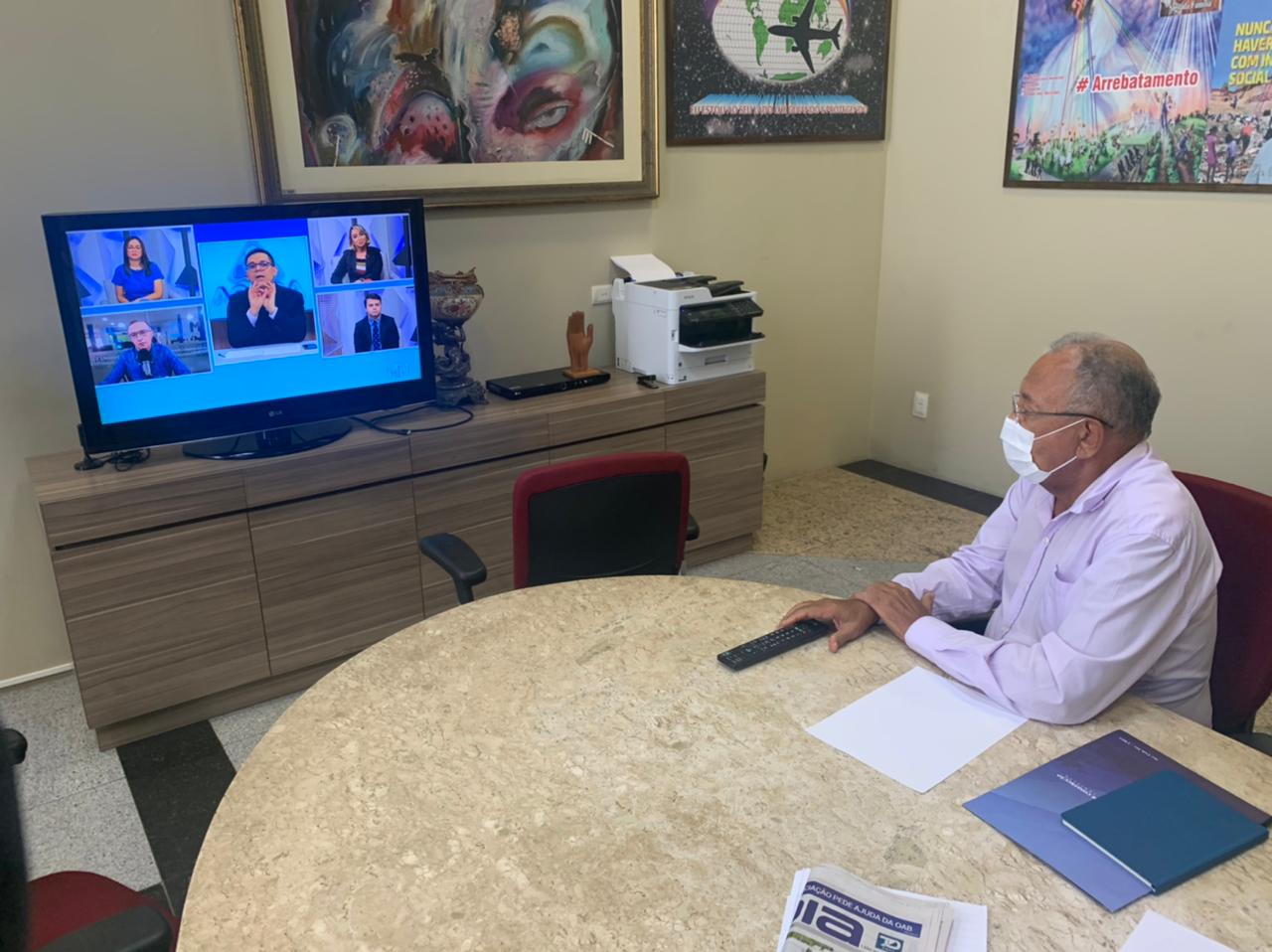 Dr. Pessoa nega que esteja cogitando disputar o Karnak em 2022 - Imagem 1