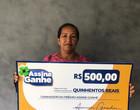 Assine Ganhe: 145º sorteada recebe prêmio de R$ 500 na Rede Meio Norte