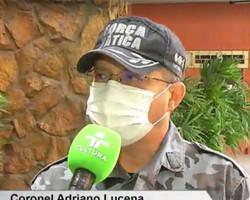 PM flagra 15 locais descumprindo toque de recolher em Teresina