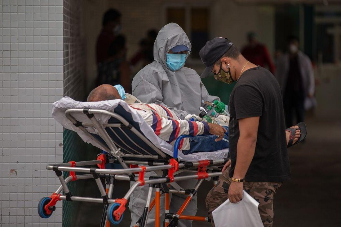 Brasil registra 1.337 mortes por Covid-19 em 24h e ultrapassa 252 mil - Imagem 1