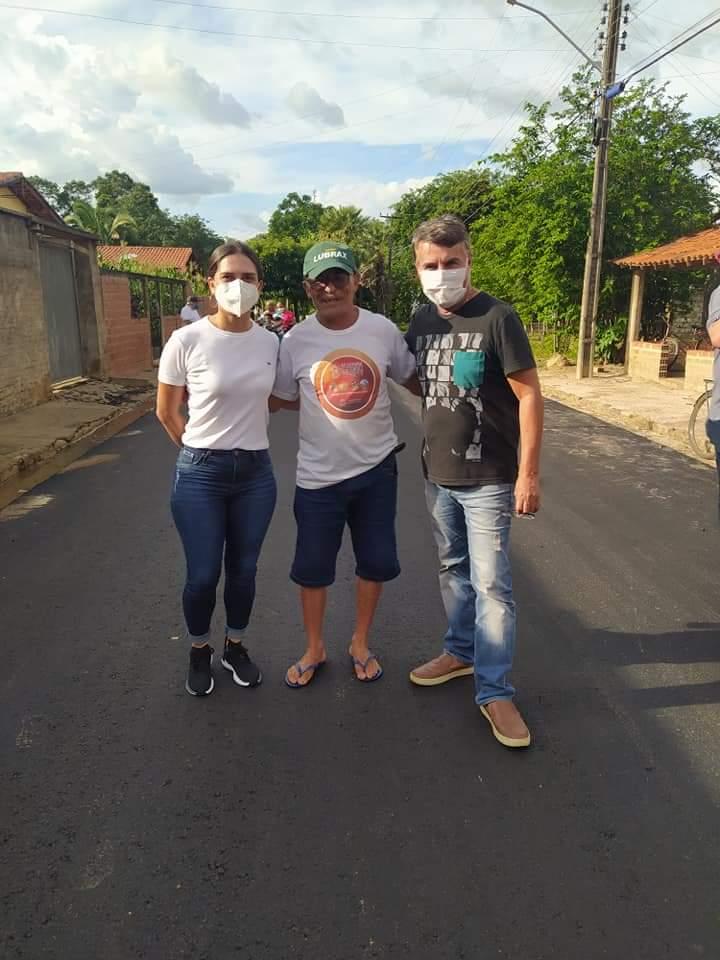 """Em Monsenhor Gil e região, João Luiz já é chamado como """"prefeito construtor"""" - Imagem 8"""