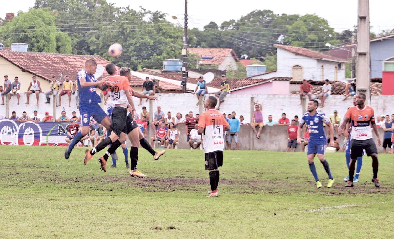 Duelo entre Bragantino e Carajás agita torneio