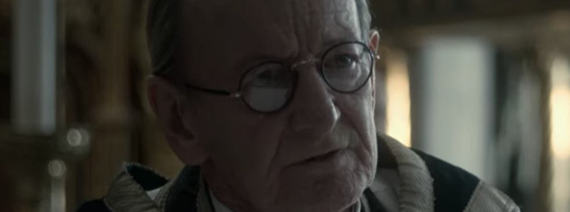 """Ronald Pickup na série """"The Crown"""""""