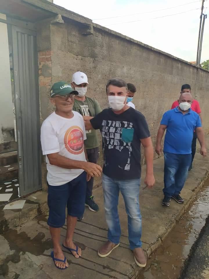 """Em Monsenhor Gil e região, João Luiz já é chamado como """"prefeito construtor"""" - Imagem 7"""