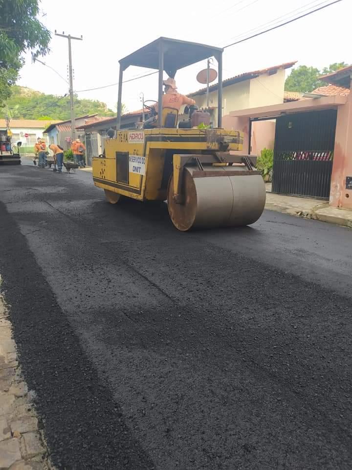 """Em Monsenhor Gil e região, João Luiz já é chamado como """"prefeito construtor"""" - Imagem 2"""