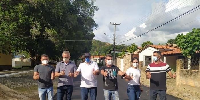 """Em Monsenhor Gil e região, João Luiz já é chamado como """"prefeito construtor"""""""