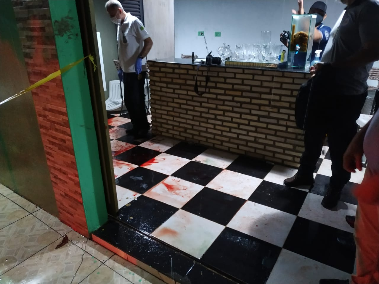 Natan foi morto com dois tiros de armaa de foto - Foto: Matheus Oliveira
