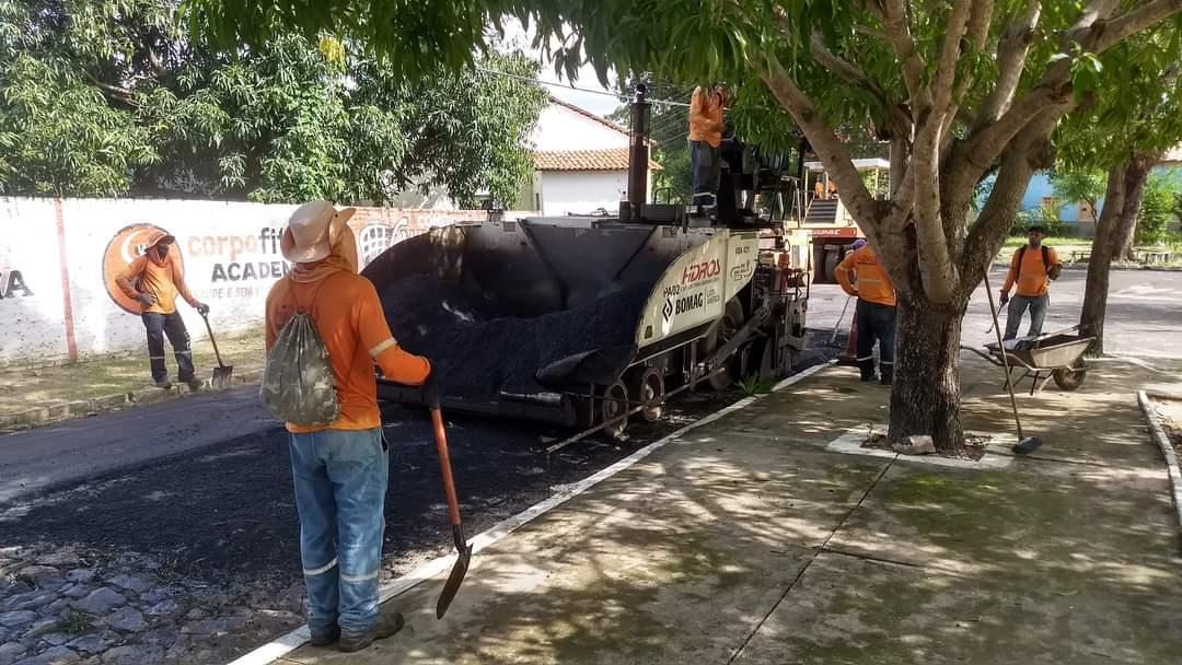 """Em Monsenhor Gil e região, João Luiz já é chamado como """"prefeito construtor"""" - Imagem 4"""