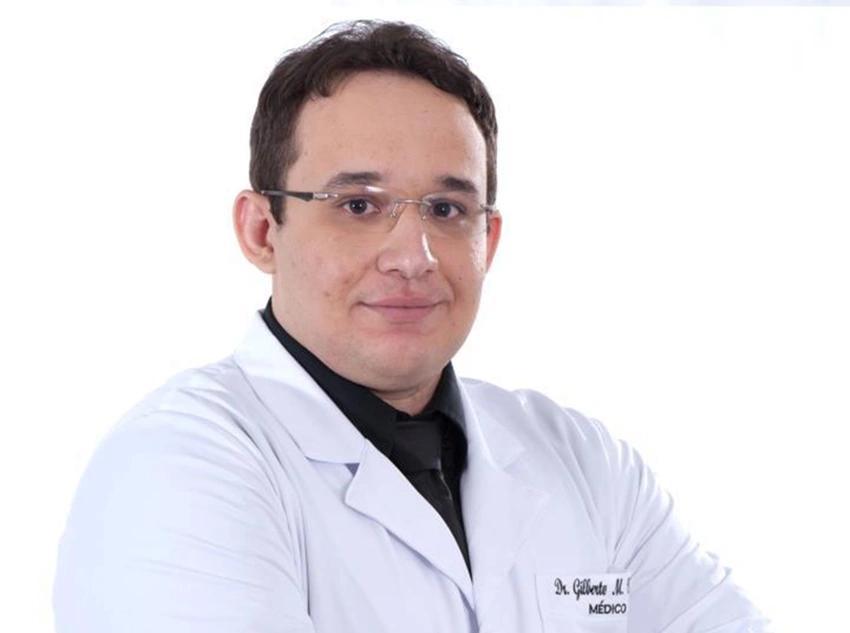 Dr. Gilberto morreu vítima da covid-19