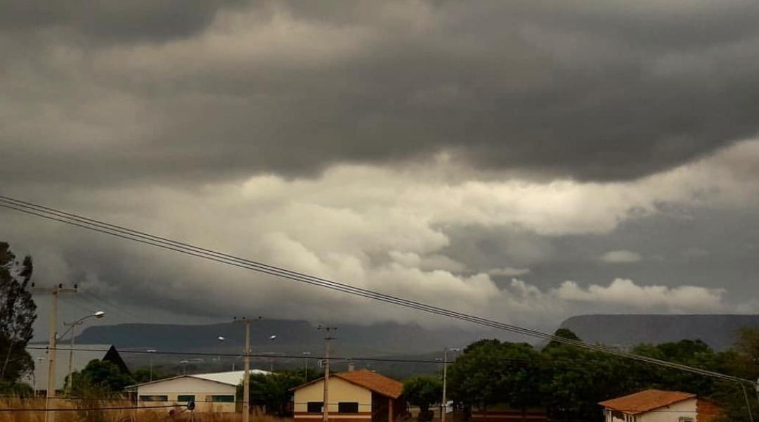 Previsão aponta chuvas durante o final de semana no Piauí (Meio Norte)