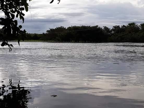 Rio Maratoan (Foto: Eloi Lages/ I Barras Notícias)