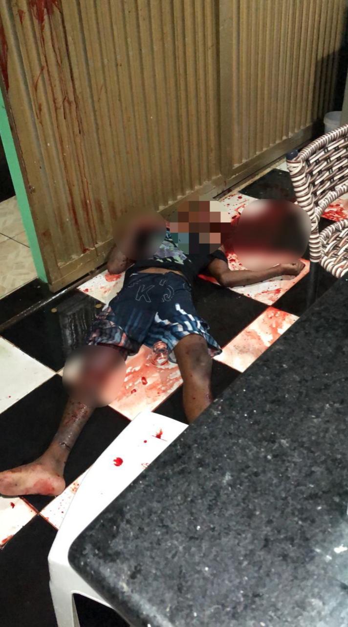 Suspeito foi morto ao tentar cometer assalto em bar na capital - Foto: Matheus Olibeira/Rede MN