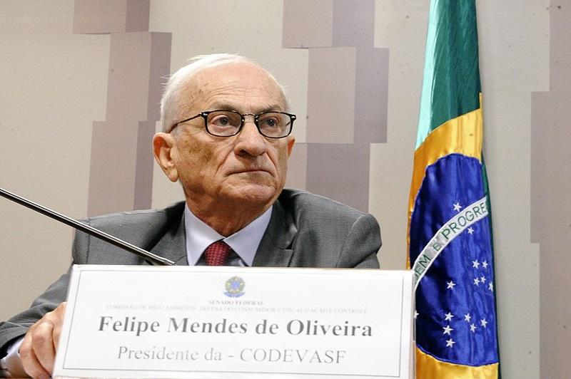 Felipe Mendes, docente aposentado relata criação da UFPI como grande marco para o Piauí | FOTO: Divulgação/UFPI