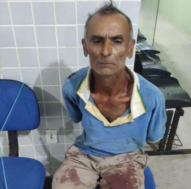 Idoso é preso acusado de matar homem ao sair de velório no Piauí - Imagem 1