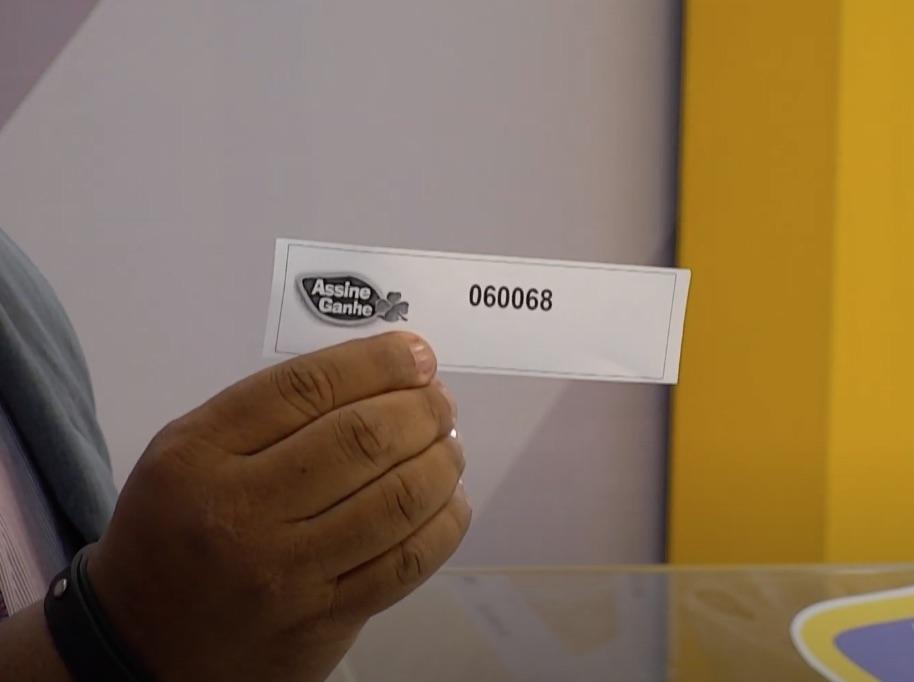 Assine Ganhe: 134ª assinante é sorteada; premiação ultrapassa 500 mil - Imagem 1
