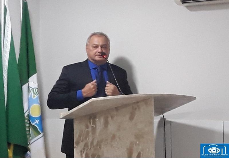 Milton Brandão: Prefeito Evangelista Resende, participa de Sessão Solene e diz em discurso que trabalhará em parceria com todos vereadores  - Imagem 5
