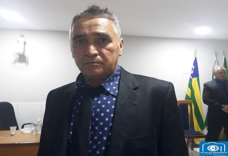 Milton Brandão: Prefeito Evangelista Resende, participa de Sessão Solene e diz em discurso que trabalhará em parceria com todos vereadores  - Imagem 1
