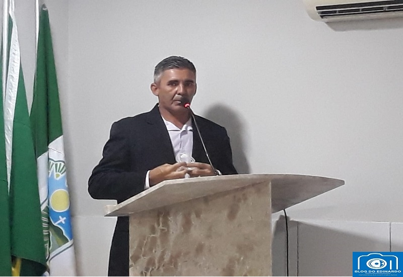 Milton Brandão: Prefeito Evangelista Resende, participa de Sessão Solene e diz em discurso que trabalhará em parceria com todos vereadores  - Imagem 4