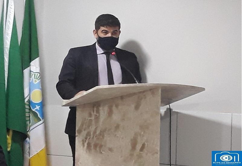 Milton Brandão: Prefeito Evangelista Resende, participa de Sessão Solene e diz em discurso que trabalhará em parceria com todos vereadores  - Imagem 2