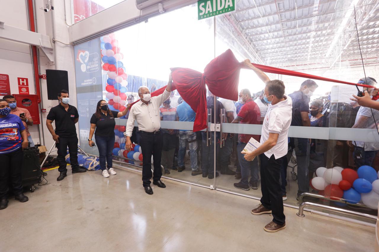 Mix Atacarejo inaugura abrindo mais de 470 vagas de emprego em THE - Imagem 1
