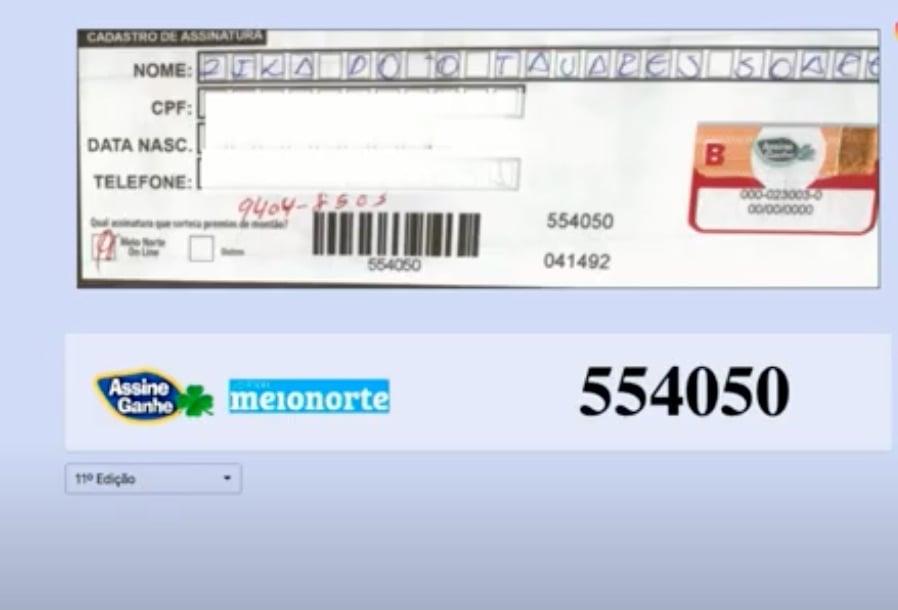 Assine Ganhe: 136ª assinante é sorteada; premiação ultrapassa 500 mil - Imagem 2