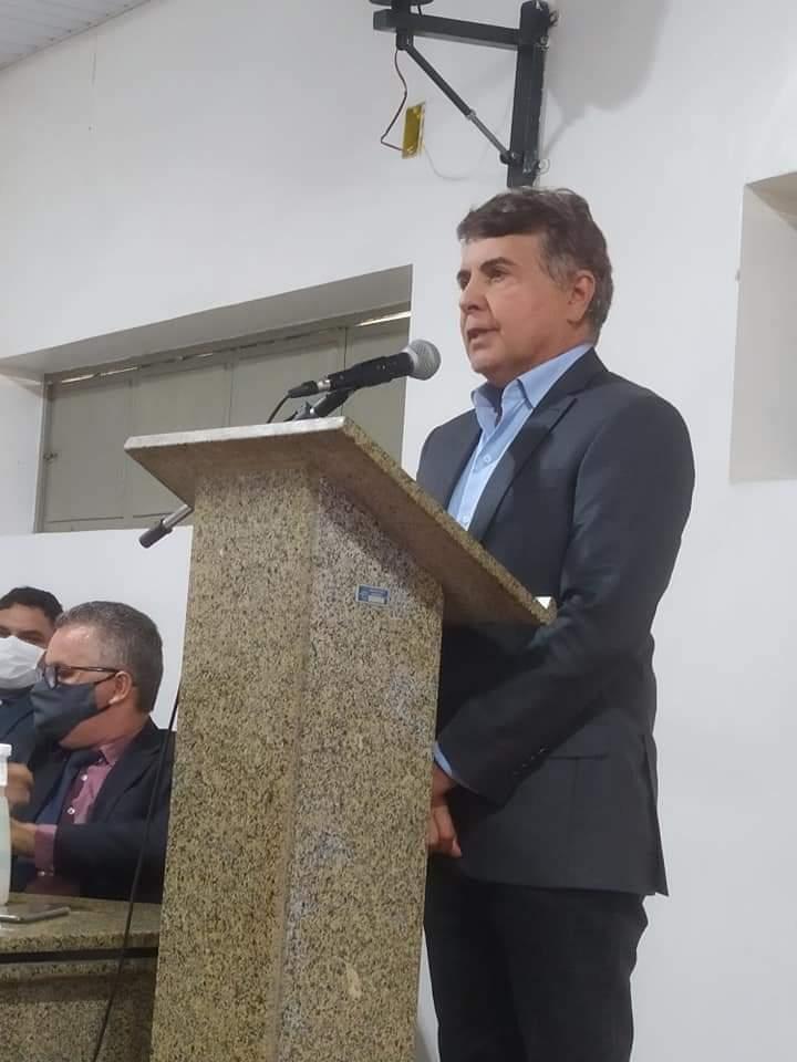 Prefeito João Luiz participa da abertura do Ano Legislativo em Monsenhor Gil - Imagem 21