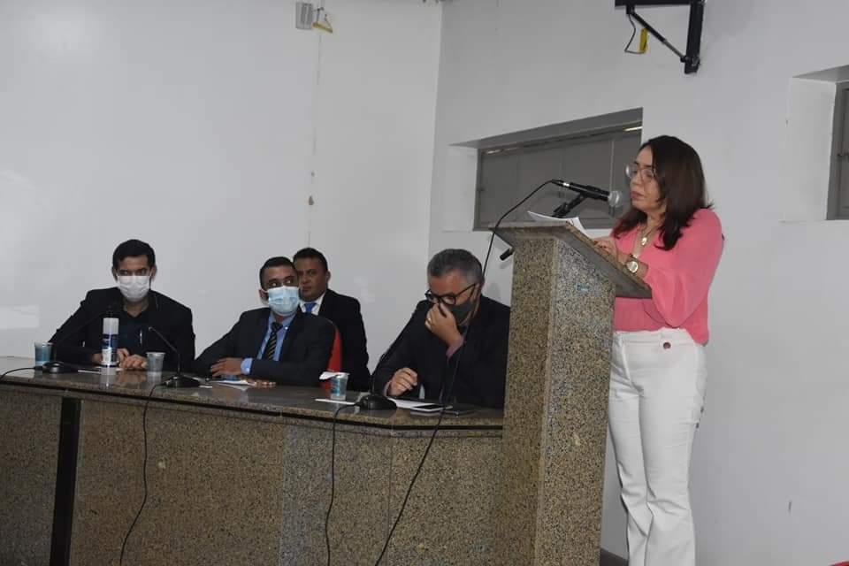 Prefeito João Luiz participa da abertura do Ano Legislativo em Monsenhor Gil - Imagem 16